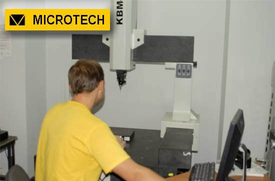 Coordinate measuring machine MICROTECH